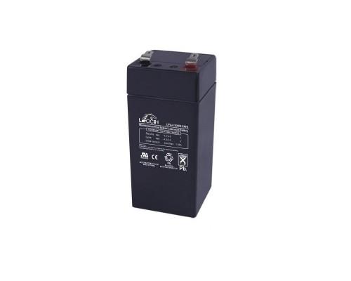Аккумулятор 4V 4Аh для весов Мидл