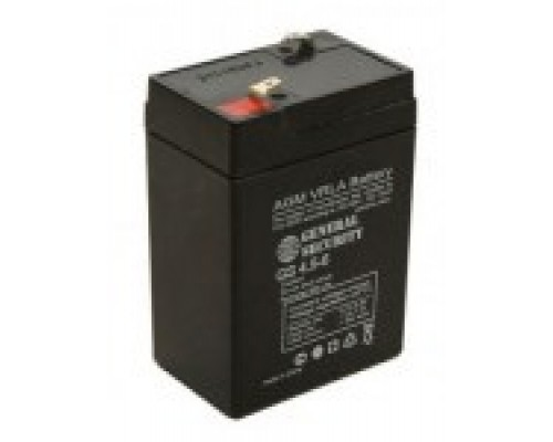 Аккумулятор 6V 4.5Аh для весов Мидл